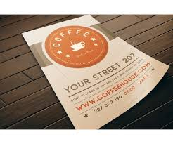coffee flyer template psd modern light design restaurant flyer coffee flyer template psd patisserie flyer template design coffee flyer