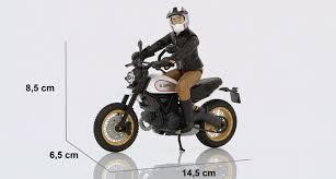 <b>Мотоцикл Bruder Scrambler Ducati</b> Desert Sled (<b>Bruder</b>) 63-051 ...