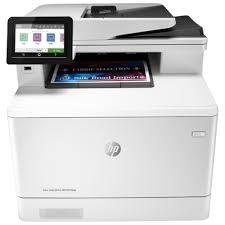 Характеристики модели МФУ <b>HP</b> Color <b>LaserJet</b> Pro MFP ...