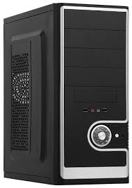 Компьютерный <b>корпус Winard 3029 450W</b> Black/silver — купить по ...