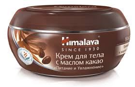 <b>Крем для тела</b> с маслом какао Питание и Увлажнение, <b>Himalaya</b> ...