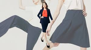 The future of office wear? Blazers made of <b>yoga</b> pant fabric