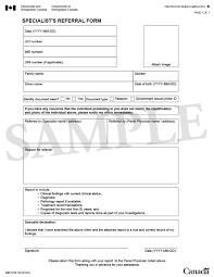 panel members handbook  imm 5734 specialist s referral form
