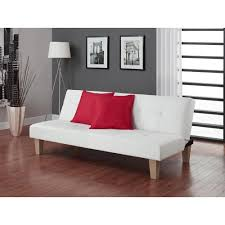 aria futon sofa bed white aria futon sofa bed