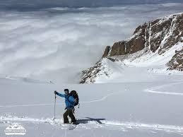 <b>Skiing</b> in Kazakhstan Smart Mountains
