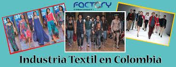 Resultado de imagen de industria textil Colombiana 2016
