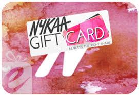 Buy NYKAA Gift Cards   NYKAA Gift Vouchers Online   NYKAA ...