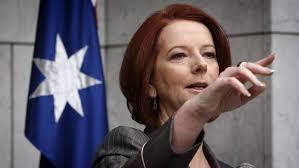 Prime Minister Julia Gillard Australia
