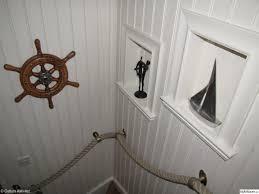 Bildresultat för trapp med rep som ledstång