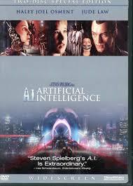 DVD:<b>A.I.</b>: <b>Artificial</b> Intelligence - DreamWorks Pictures — Google Arts ...