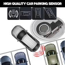 pzd61 12040 pdc park sensor for toyota new backup aid sensor anti radar detector parktronic distance control accessory 4pcs lot