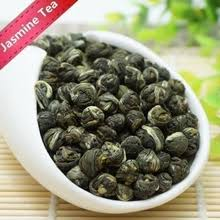 <b>dragon pearl jasmine</b> green tea
