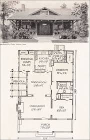 Bungalows  California bungalow and Small houses on PinterestFloorplan of a small house   again for a couple or single  Not so small