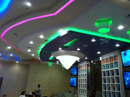 rgb ceiling accent lighting