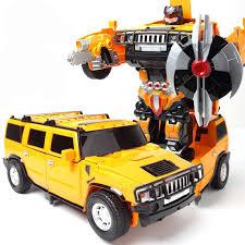 <b>Радиоуправляемый трансформер MZ</b> Hammer H2 Yellow 1:14 ...