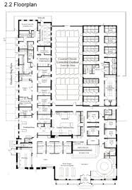 Hospital Design People    s Choice Award entry  Oakhurst    Oakhurst Veterinary Hospital floor plan   gt  gt