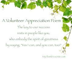 Volunteer Appreciation on Pinterest | Volunteer Appreciation Gifts ...
