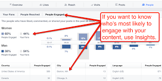 how to use facebook graph and interests lists for content get to know your fans insights