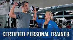 certified personal trainer certified fitness trainer salary