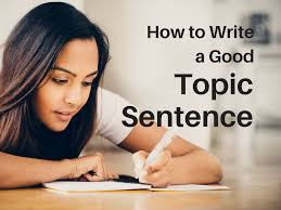 grammar girl how to write a good topic sentence quick and grammar girl how to write a good topic sentence quick and dirty tips