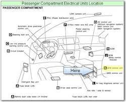 2006 infiniti g35 sedan fuse box 2006 wiring diagrams online