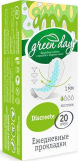 48 отзывов на <b>GreenDay</b> Discreete Ежедневные женские ...
