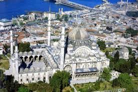 Süleymaniye Cami'ndeki Haç