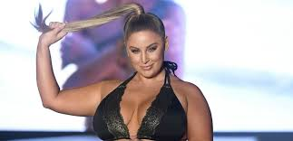 Curvy Bombshell Ashley Alexiss Is A <b>Sexy Witch</b> In See-Through ...