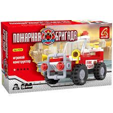 Купить <b>Ausini Пожарная бригада</b> 21201 в Караганде   купить в ...