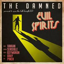 The <b>Damned</b> - <b>Evil</b> Spirits RSD 2020 - LP – Rough Trade