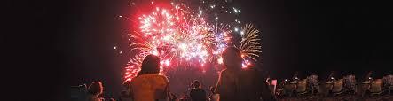 Local Fireworks – York Chamber