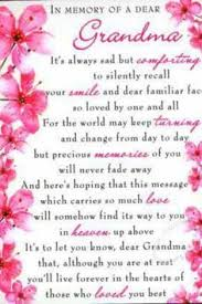 Funeral Poems | 5 Best Grandmother Poems | appetizers | Pinterest ... via Relatably.com