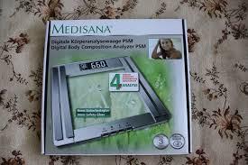 Обзор от покупателя на <b>Весы</b> электронные <b>Medisana PSM</b> ...