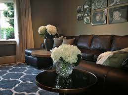 Living Room Brown Sofa 25 Best Ideas About Dark Brown Couch On Pinterest Leather Couch