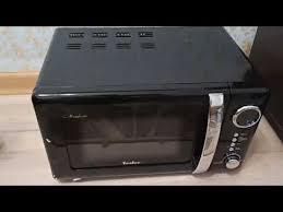 Обзор на <b>Микроволновая печь Tesler</b> Margherita <b>ME</b>-<b>2055</b> черный