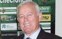 J. PALOMAR El expresidente franjiverde Diego Quiles Navarro está convencido de que este año el Elche va a regresar a Primera División. - VEX052DE004215228.jpg