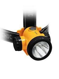 <b>Фонарь налобный Космос</b> 3W LED c Li-Ion аккумулятором ...