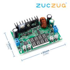 <b>DP30V5A L Constant Voltage current</b> Step down Programmable ...
