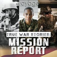 True War Stories: Mission Report