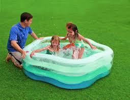 Надувной бассейн <b>Intex Summer Colors</b> 56495NP <b>185х180х53</b> см ...