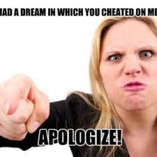 Angry Girlfriend Logic Meme by sheeppusher - Meme Center via Relatably.com