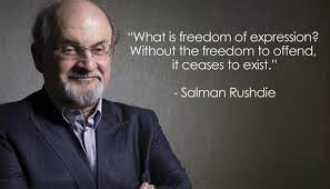 Salman Rushdie on the vital importance of free speech | CBC Books ...