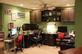 basement office design photo basement office design amazing ideas basement office design ideas