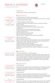 resume sample for system administrator template template network security administrator resume business administration kronos systems administrator resume