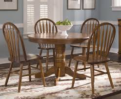 Five Piece Dining Room Sets Dining Liberty Furniture Nostalgia 5 Piece 42 Inch Round Dining