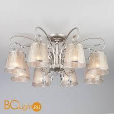 Купить <b>люстру Eurosvet</b> Liona <b>60065/8 серебро</b> с доставкой по ...