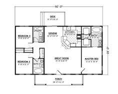 ideas about Ranch House Plans on Pinterest   House plans       ideas about Ranch House Plans on Pinterest   House plans  Floor Plans and Square Feet