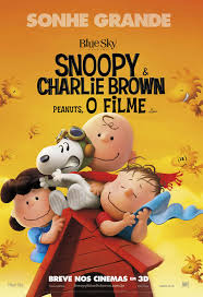 Snoopy e Charlie Brown: Peanuts O Filme – HD 720p – Legendado