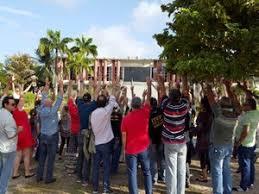 Resultado de imagem para greve do rn fotos