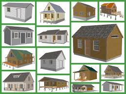 Small Cabin and Bunk House Plans and BlueprintsRead below to out how to Download the Bunkhouse Plans
